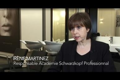 Embedded thumbnail for SAGA METIERS - INTERVIEW IRENE MARTINEZ RESPONSABLE ACADEMIE SCHWARZKOPF PROFESSIONNAL