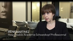 Embedded thumbnail for SAGA METIERS - INTERVIEW IRENE MARTINEZ RESPONSABLE ACADEMIE SCHWARZKOPF PROFESSIONNAL