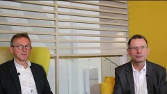 Embedded thumbnail for SAGA METIERS - INTERVIEW CROISEE EXPLORATEURS - CLAUDE FROMAGEOT & BRUNO DAVID